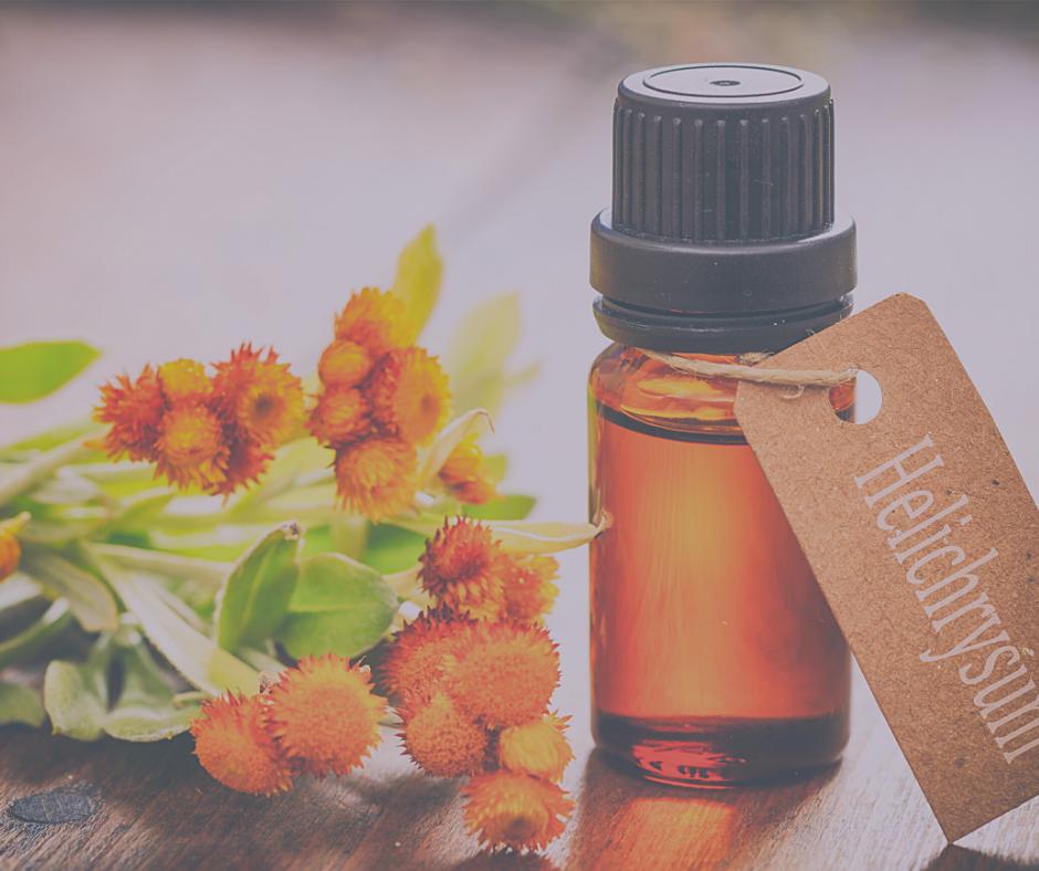 L'huile essentielle d'Hélichryse et son utilisation en médecine chinoise