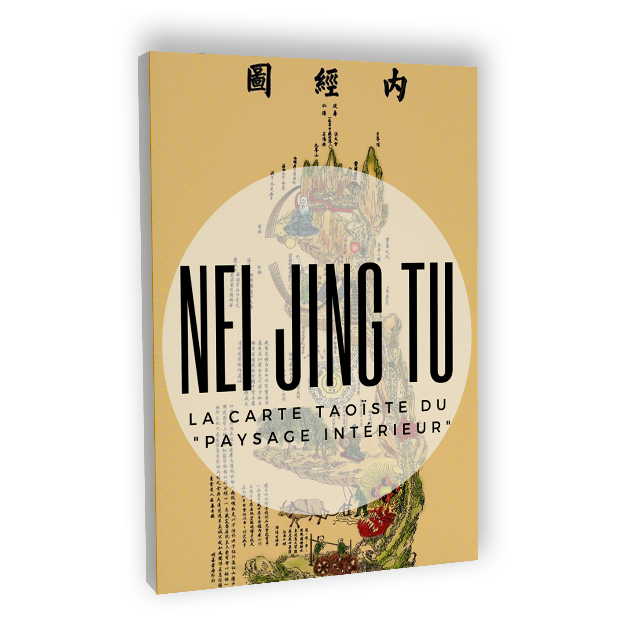 La carte taoiste du paysage interieur ebook