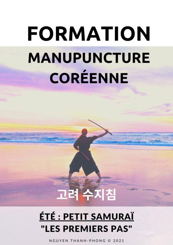 Manupuncture coreenne palier 2