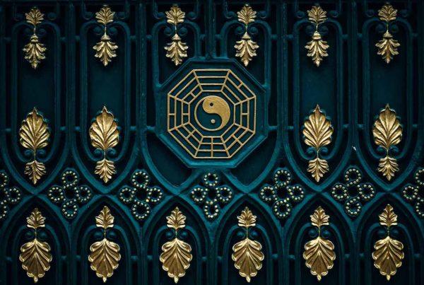 Yin yang pensée chinoise