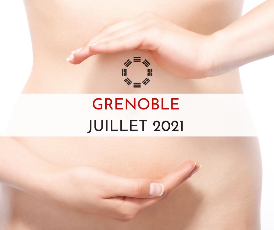 Acupuncture abdominale Grenoble